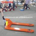 CER-ISO-Zertifikat manuelle hydraulische Hand Hubwagen China