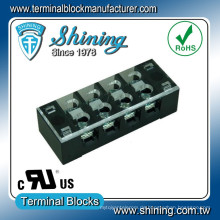 TB-33504CP Paneelmontierte Barriere 35A 300V 4 Pin Klemmenblock