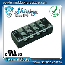 ТБ-33504CP панели установлен барьер 35А 300В 4-Контактный Клеммный блок