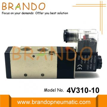4V310-10 3/8 '' PT AirTAC Type Directional Control Valve