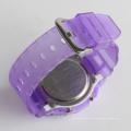 Reloj colorido del wristband del reloj del deporte 3 ATM con el reloj de la alarma vende al por mayor