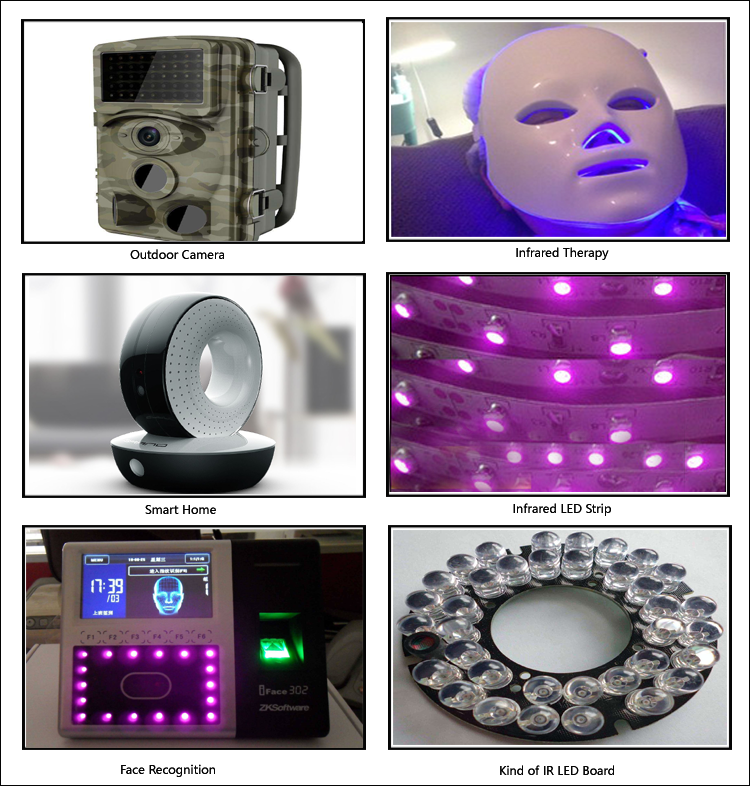 IR LED 810nm