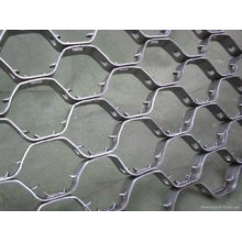 Stainless Steel Hexagonal Heat Resisting Hexsteel/Hex Steel Mesh