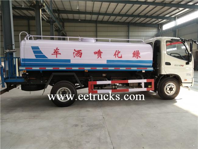 Forland Sprinkling Water Tank Trucks