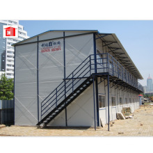 Casa modular prefabricada de cabina portátil (LD001)