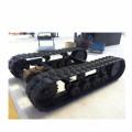 Rubber Track of Kubota Combine Harvester Usage
