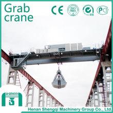 2016 Qz Type 5-20 Ton Shengqi Grab Bridge Grúa de puente