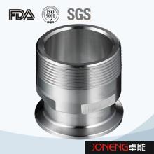 Mécanisme de traitement de l'alimentation en acier inoxydable Fermeture à filetage mâle (JN-FL1007)