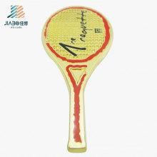Горячий продавать сплава отливки Спорт теннис логотип значок pin отворотом металла