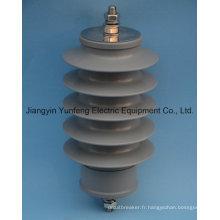 Parafoudre d'oxyde métallique pour Protection de Locomotive électrique a. C.