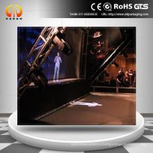 3D голографическая пленка для сцены 4м, 5м и 8м в ширину