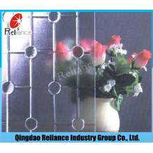 5mmflora, Nashiji, Mistlite, Karatachi, Dimand Klar Patten Glas / Figured Glass / Klar Flora Figured Glass
