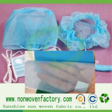 Medical Nonwoven Disposable Hospoital PP Spunbond Fabric Nonwoven