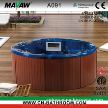 Round Six-Person Outdoor SPA (A091)