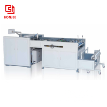 Bonjee Easy Operation Automatic Die Cutting Laminator Machine With High Quality