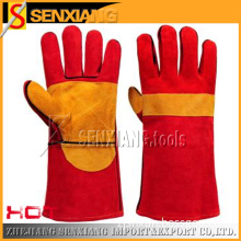 Long Cuff Welding Safety Working Gloves (SX-S70-9-304R)