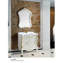 Floor Luxurious PVC Bathroom Cabinet (9507)