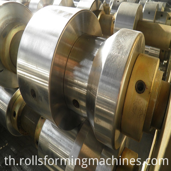 Arching Roof Panel Roll Making Machine