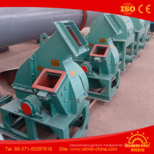 Industrial Wood Shredder Chipper Wood Pallet Chipper