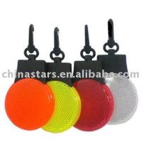 Marqueur LED réfléchissant pour un bon cadeau ou porte-clés