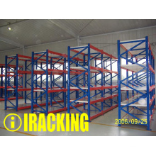 Heavy Duty Long Span Metal Shelving for Industrial Warehouse Storage Solutions (IRB)