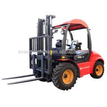 Caminhão de empilhadeira diesel pequeno de 3 toneladas de YTO CPCD30 com CE