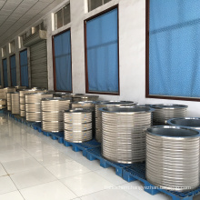 Paper Making Pulp Processing Machinery Part Stainless Steel Screen Basket