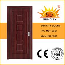 Декоративные ПВХ Конструкция двери (СК-P083)