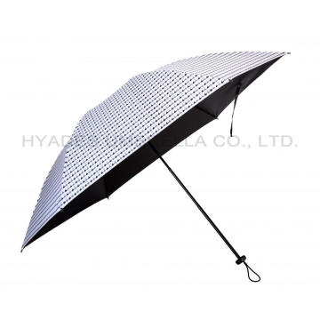 Chidori Pattern Super-light Weight 3 Parasol Plegable