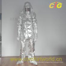 Aluminum Foil Fire Resistant Suit (SGFJ03825)