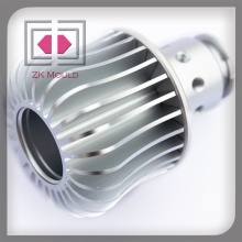 Leading for Automobile Led Heat Sink Headlight Car LED aluminum die casting Headlights export to Latvia Exporter