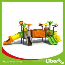 Kinder Outdoor Tier Spielplatz für Verkauf LE.DW.001