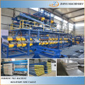 aluminum composite sandwich panel cold forming line price/automatic steel roofing sandwich sheet roll forming machine supplier