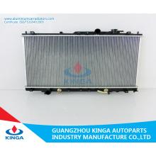 Auto Spare Parts Aluminum Radiator for Mitsubishi Galant 99-02