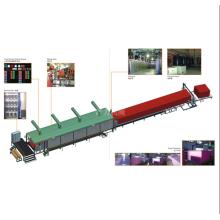 Оборудование для непрерывного вспенивания губки с компьютерным управлением