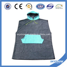 Пончо полотенце с карманом (SST1062)