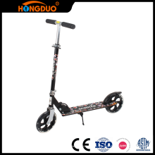 Superier calidad adulto mini dos ruedas paso pedal kick scooter