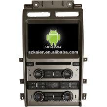 reproductor de DVD para coche para el sistema Android FORD Taurus