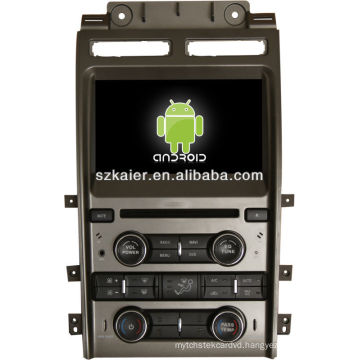 Android System car dvd player for FORD Taurus with GPS,Bluetooth,3G,ipod,Games,Dual Zone,Steering Wheel Control