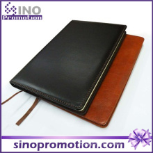 Haute qualité Faible prix Hardcover Chinese PU Notebook