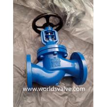 Ductile Iron Flanged Globe Valve