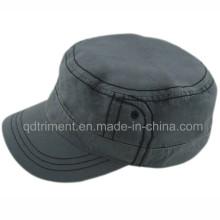 Tissu en coton plissé lourd à lame militaire militaire (ESPM00489)