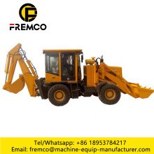 Bucket Capacity Backhoe Loader For Rent