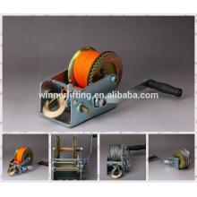 de haute qualité de usine de portable manuel treuil