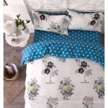 Pigment bedrucktes Mikrofasergewebe für Bettwäsche mit guter Qualität zum Verkauf