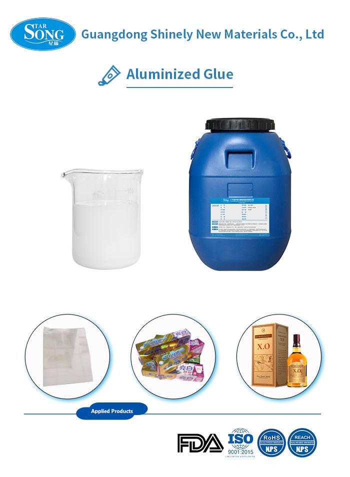 Aluminized-Glue