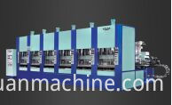 EVA Moulding Machine For Shoes