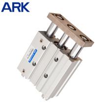 Hohe Qualität Double Action Typ Rod Luftdruckzylinder
