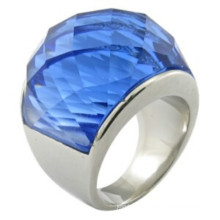 High Qulitity Stone Jewelry Stainless Steel Ring