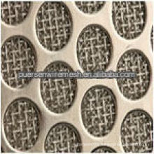 5-layer Sintered Stainless Steel Wire Mesh